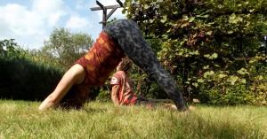 Schamanisches Yoga mit Hanka