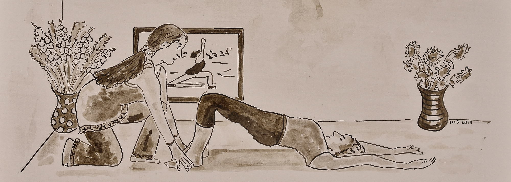 Schamanisches Yoga